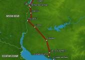 hoja de ruta termas del arapey